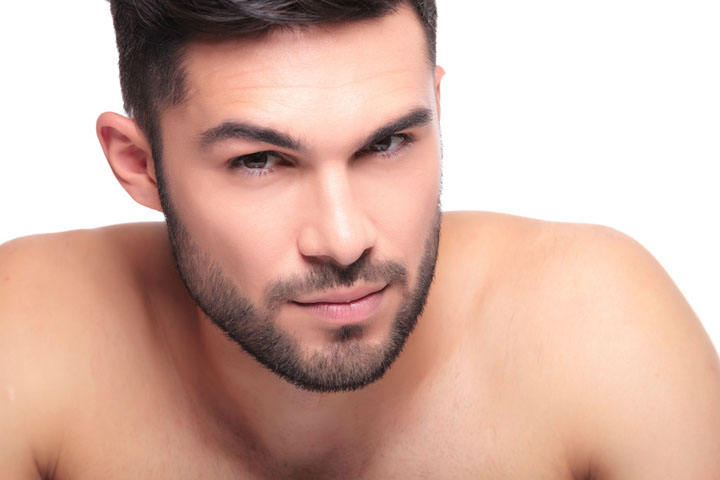 Haarentfernung für Männer am gesamten Körper