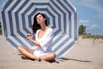 Sonnen und UV Schutz bei der Haarentfernung